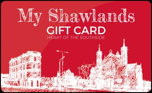 Shawlands Gift Card